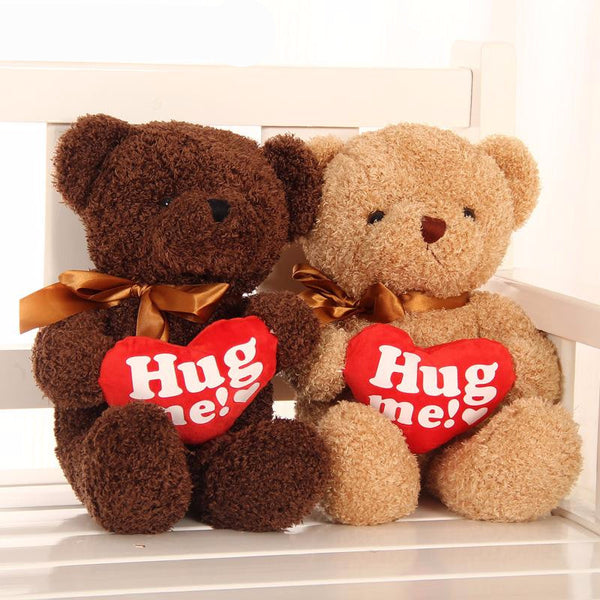 Hug Me Bear with Recordable Message