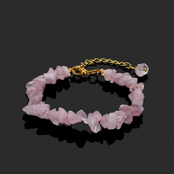 Natural Crystal Healing Bracelets (7 Styles)