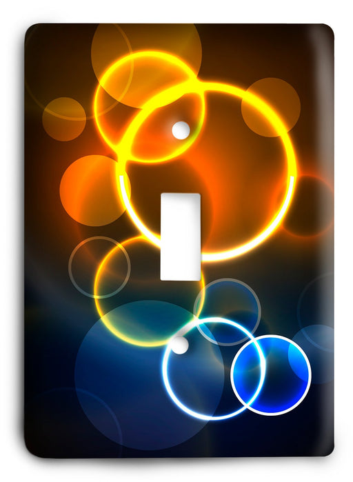 Adagio For Strings Light Switch Cover - Colorful Switches
