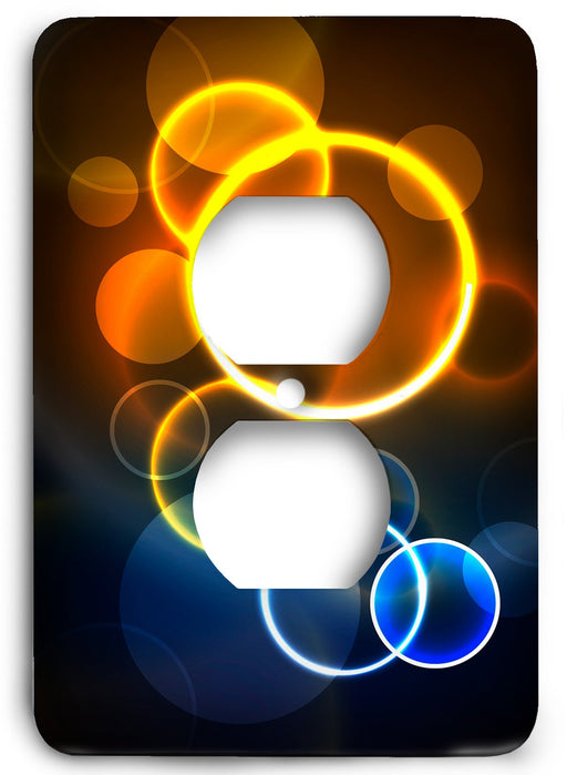 Adagio For Strings Outlet Cover - Colorful Switches