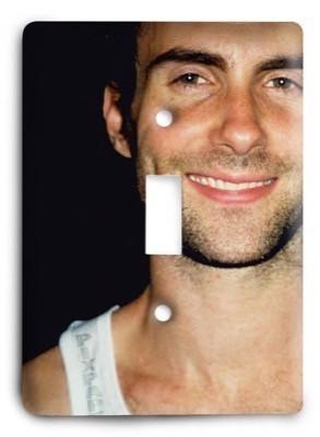 Adam Levine Light Switch Cover - Colorful Switches