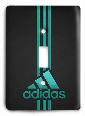 Adidas Stripes v2 Light Switch - Colorful Switches