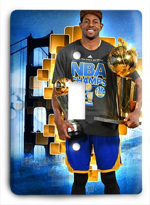 Andre Iguodala Golden State Warriors Champ Light Switch - Colorful Switches