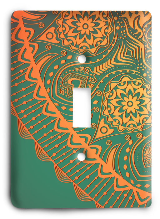 Appalachia Waltz Light Switch Cover - Colorful Switches