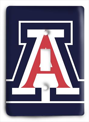 Arizona Wildcats Light Switch - Colorful Switches