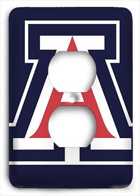Arizona Wildcats Outlet Cover - Colorful Switches