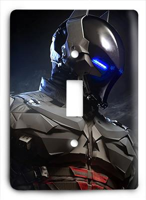 Arkham - Batman Light Switch - Colorful Switches