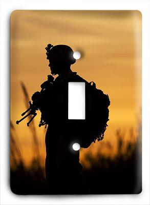 Army and Marine Strong Light Switch - Colorful Switches