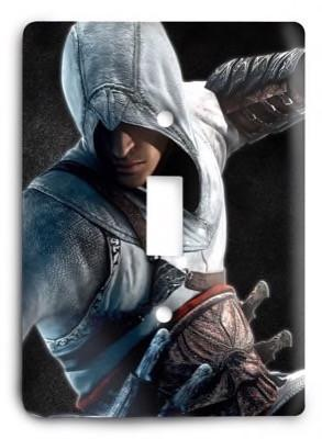Assassins Creed 1 Light Switch Cover - Colorful Switches