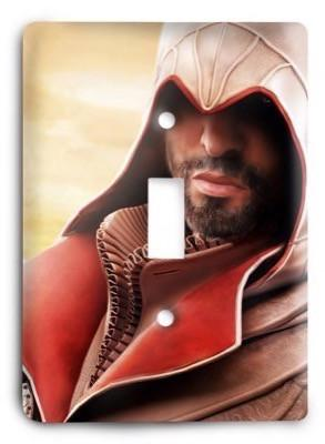 Assassins Creed 3 Light Switch Cover - Colorful Switches