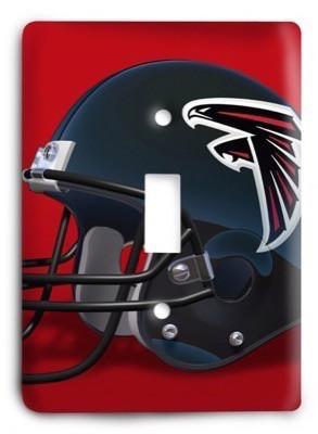 Atlanta Falcons NFL 04 Light Switch Cover - Colorful Switches