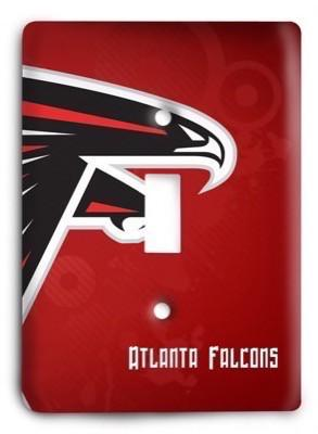 Atlanta Falcons NFL 05 Light Switch Cover - Colorful Switches