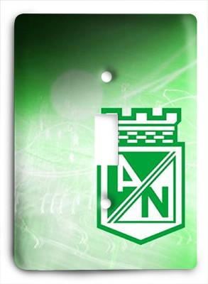 Atletico Nacional Light Switch - Colorful Switches