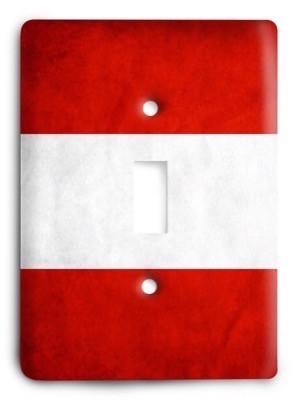 Austria Light Switch Cover - Colorful Switches