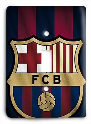 Barcelona Fc Football Soccer Light Switch - Colorful Switches