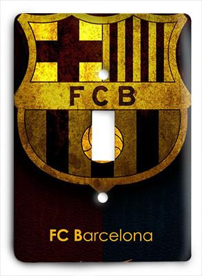 Barcelona Football Club Light Switch - Colorful Switches