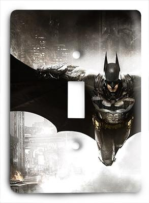Batman- Arkham Knight Flight Light Switch - Colorful Switches