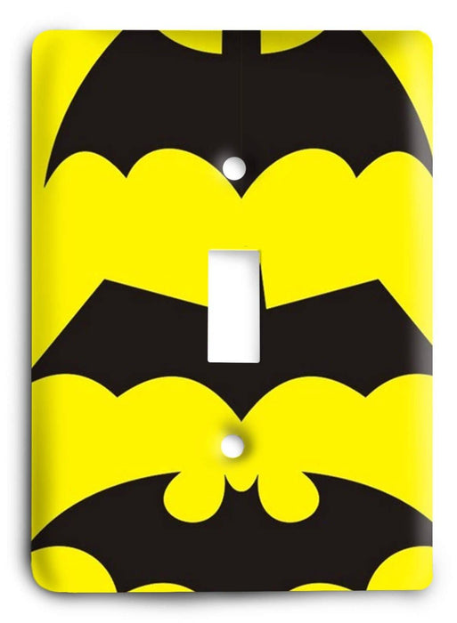 Batman All Light Switch Cover - Colorful Switches