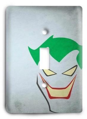 Batman DC Comics G3 v2 77 Light Switch Cover - Colorful Switches