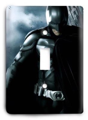 Batman Dark Knight 01 Light Switch Cover - Colorful Switches