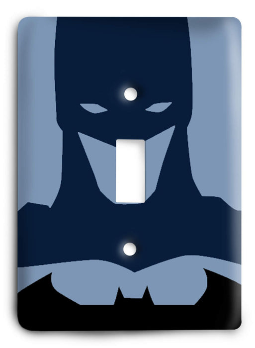 Batman Knight Rise v42v3 Light Switch Cover - Colorful Switches