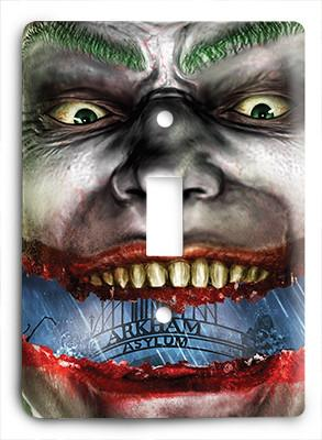 Batman The Joker Light Switch - Colorful Switches