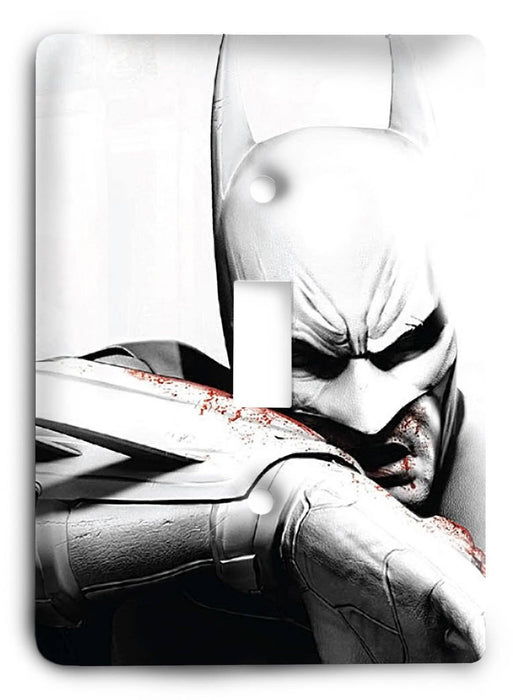Batman v3 Light Switch Cover - Colorful Switches