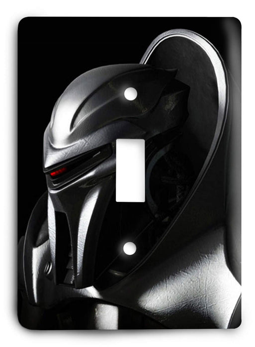 Battlestar Galactica v10 Light Switch Cover - Colorful Switches