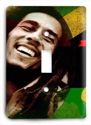 Bob Marley Love Light Switch - Colorful Switches
