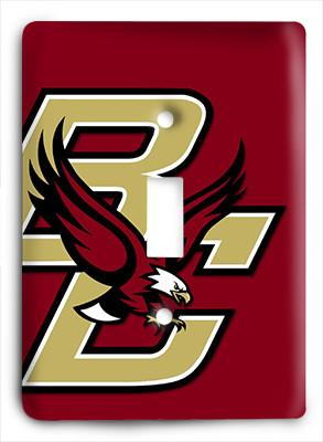 Boston College Eagles Light Switch - Colorful Switches