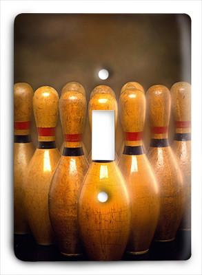 Bowling Strike Light Switch - Colorful Switches
