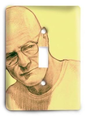 Breaking Bad G3 6_1 Light Switch Cover - Colorful Switches