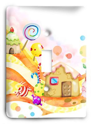 Candy Land Light Switch - Colorful Switches