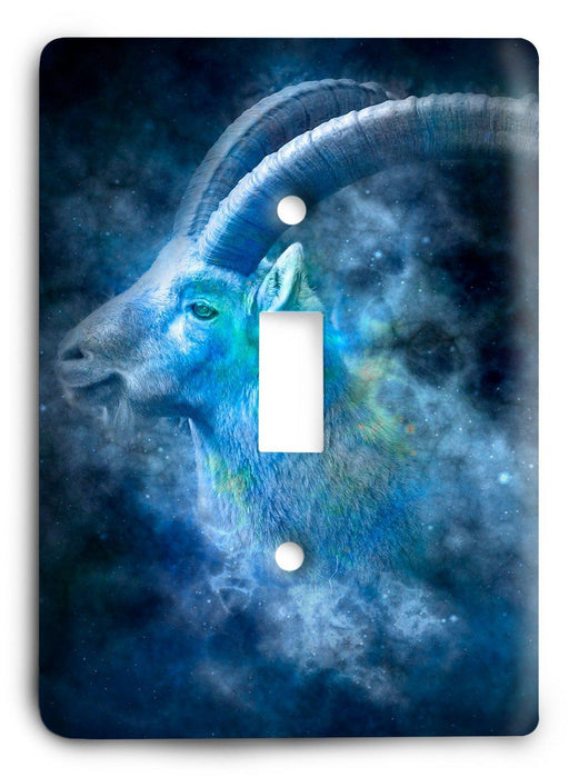 Capricorn  v10 Light Switch Cover - Colorful Switches