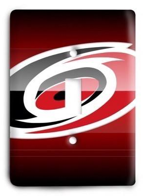 Carolina Hurricanes NHL 1 Light Switch Cover - Colorful Switches