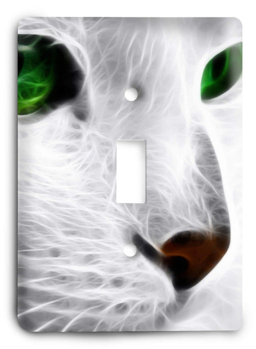 Cat Love G5v75 Light Switch Cover - Colorful Switches