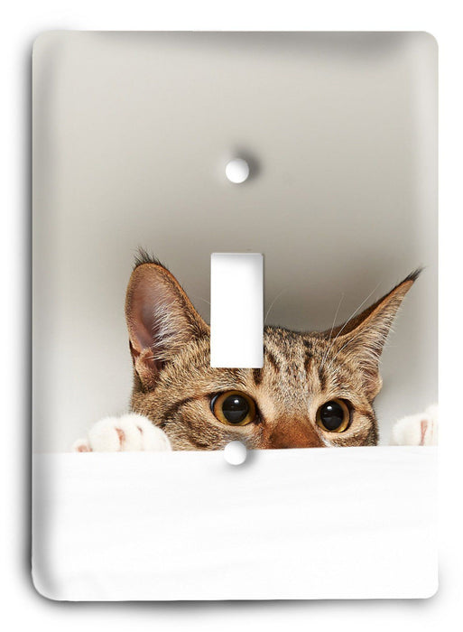 Cat Love G5v77 Light Switch Cover - Colorful Switches