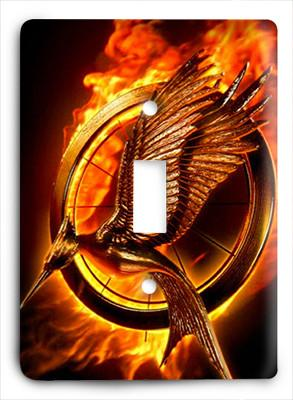 Catching Fire Light Switch - Colorful Switches