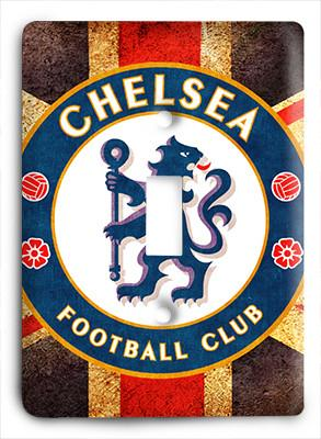 Chelsea FC True Warriors Light Switch - Colorful Switches