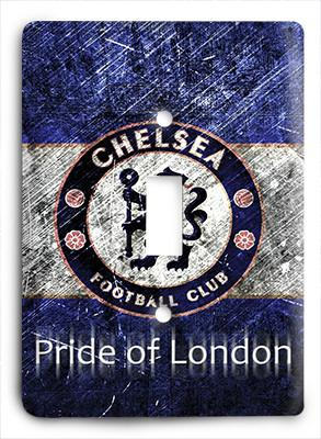 Chelsea Pride Of London Light Switch - Colorful Switches