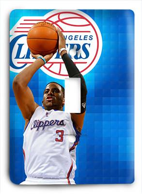 Chris Paul LA-Clippers Light Switch - Colorful Switches