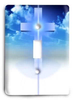 Christian v02 - 66 Light Switch Cover - Colorful Switches