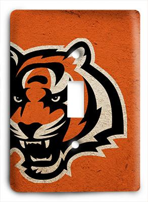Cincinnati Bengals Light Switch - Colorful Switches