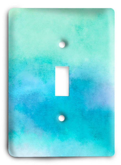 Colorful Textures Design  v06 Light Switch Cover - Colorful Switches