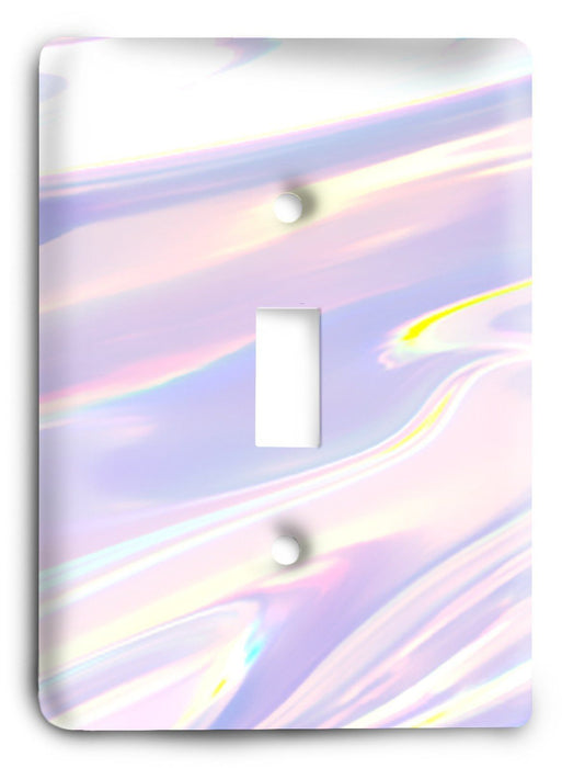 Colorful Textures Design  v119 Light Switch Cover - Colorful Switches
