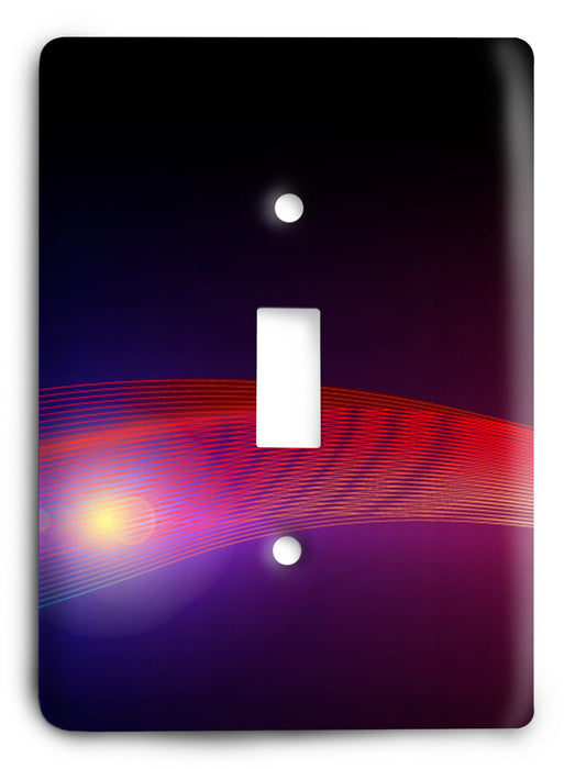 Colorful Textures Design  v122 Light Switch Cover - Colorful Switches