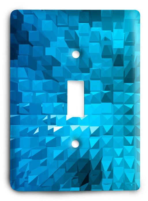 Colorful Textures Design  v124 Light Switch Cover - Colorful Switches