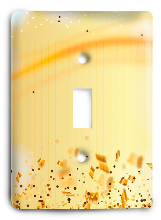 Colorful Textures Design  v153 Light Switch Cover - Colorful Switches