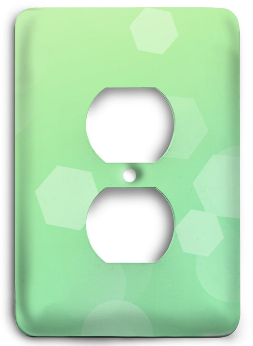 Colorful Textures Design  v15 Outlet Cover - Colorful Switches