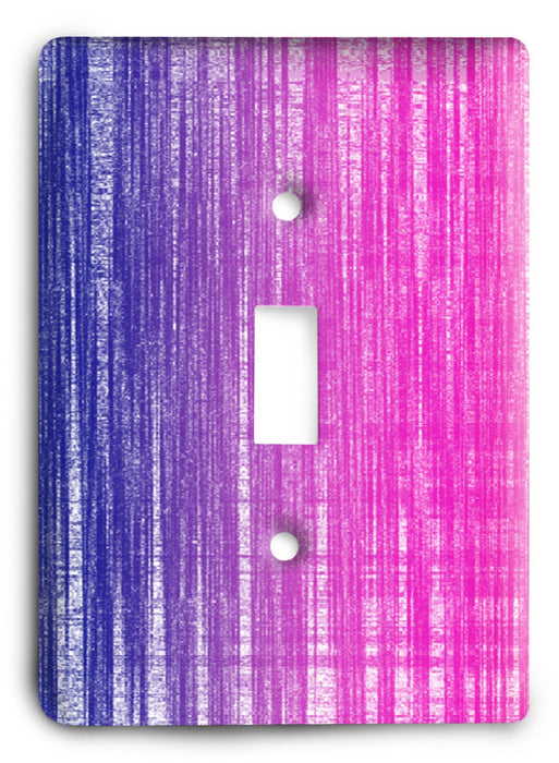 Colorful Textures Design  v161 Light Switch Cover - Colorful Switches